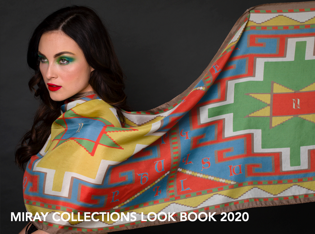 Miray Collections Look Book 2020