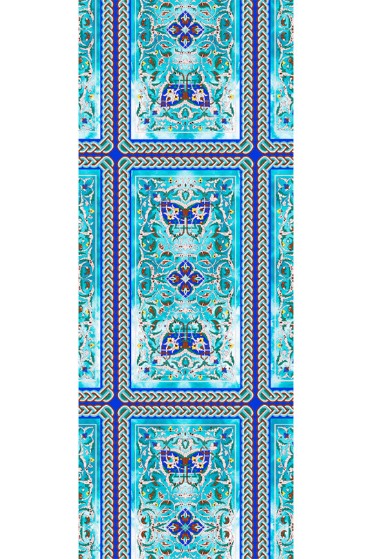 Armenian Tiles of Jerusalem 1