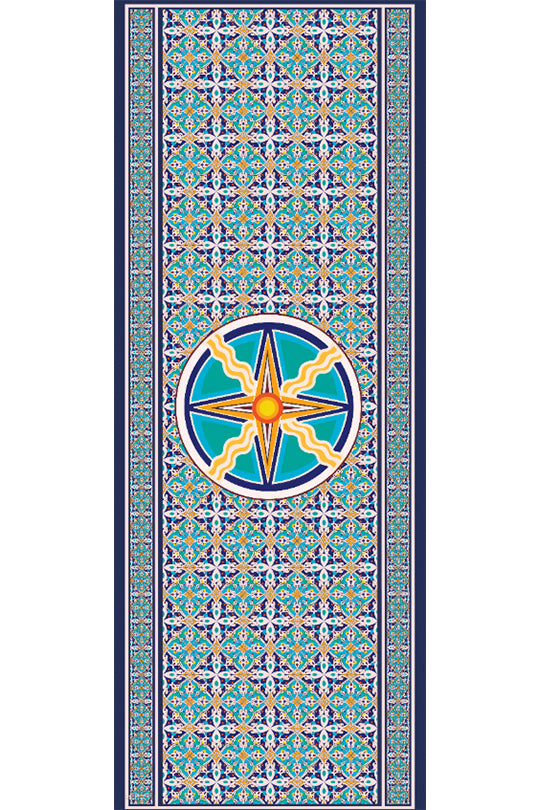 Armenian Tiles of Jerusalem 2
