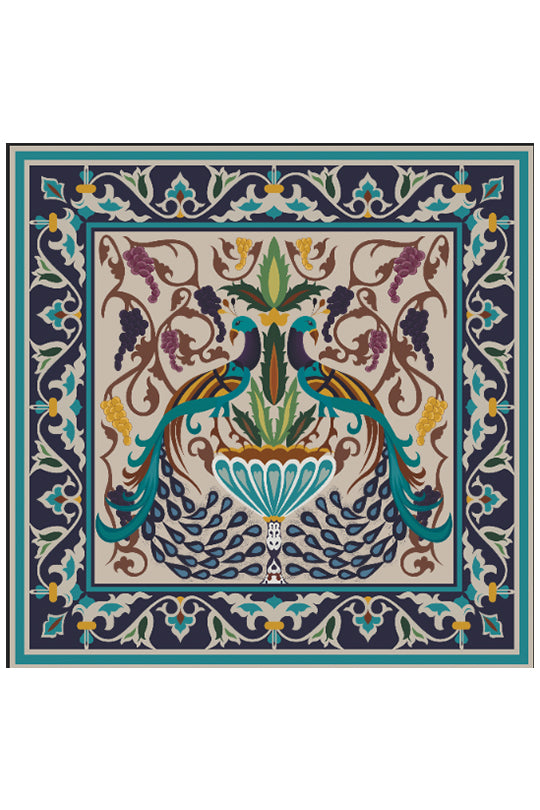 Armenian Tiles of Jerusalem 3