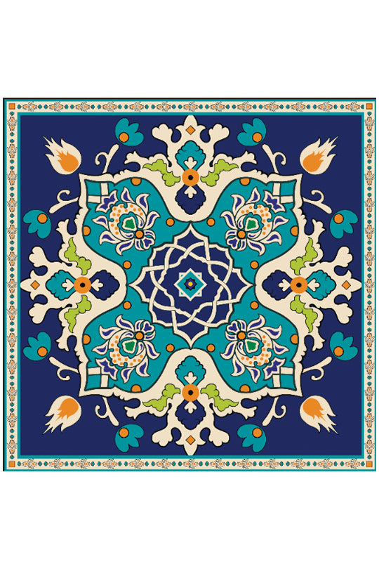Armenian Tiles of Jerusalem 4