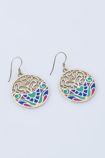 Garun Earrings - MIRAYJEWELRY
