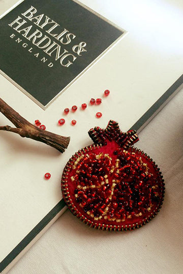 Pomegranate, the Symbol of Armenia - MIRAYJEWELRY