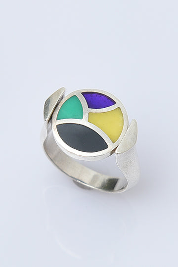 Double Ring Cub - MIRAYJEWELRY