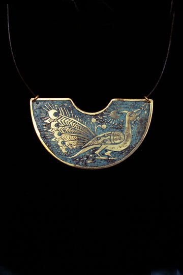 Pendant with Patterns - MIRAYJEWELRY