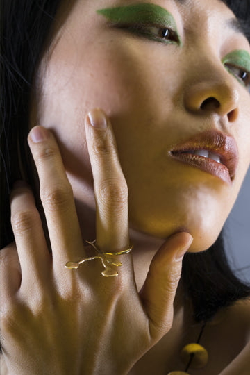 Brass Ring - MIRAYJEWELRY