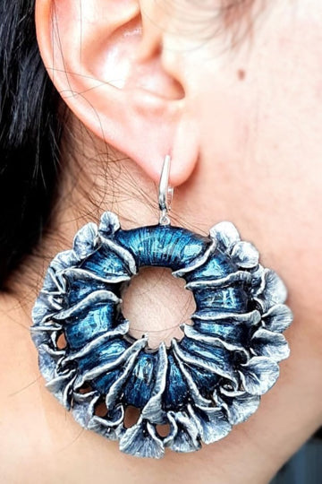 Clay Earrings - MIRAYJEWELRY