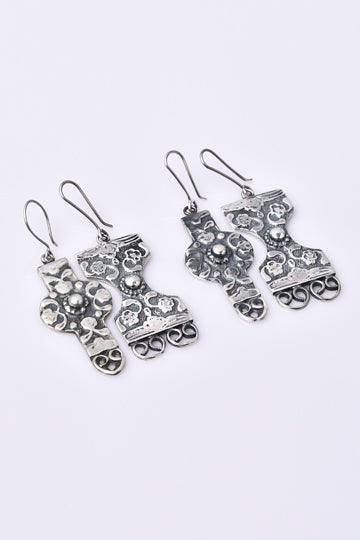 Male and Female Symbols Earrings - MIRAYJEWELRY