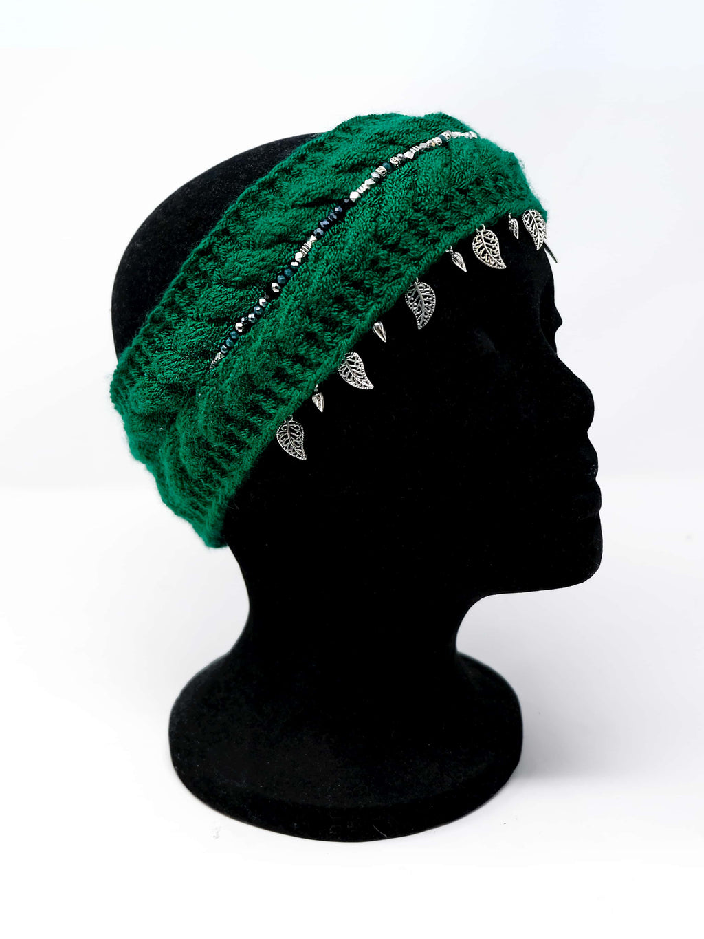 Headbands Green - MIRAYJEWELRY