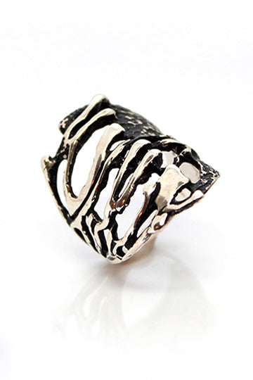 Sterling Silver Vines Ring - MIRAYJEWELRY