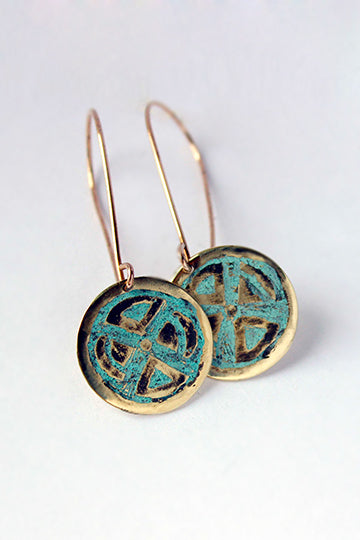 Earrings with Patterns - MIRAYJEWELRY
