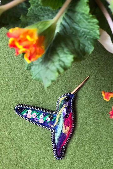 The Hummingbird - MIRAYJEWELRY
