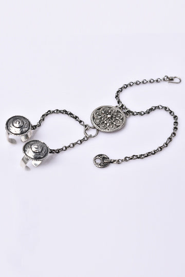 The Wheel Bracelet - MIRAYJEWELRY