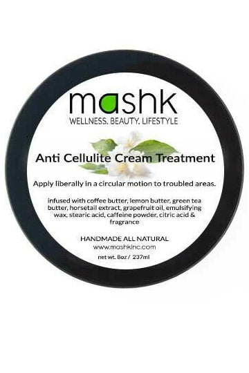Anti Cellulite Cream Treatment - MIRAYJEWELRY