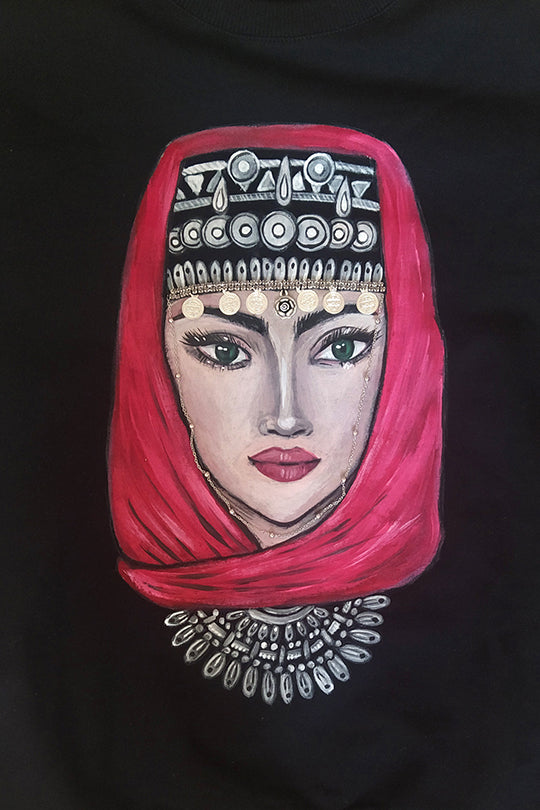 Armenian Woman Sweatshirt