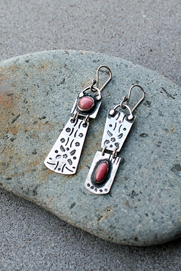 Onyx Gemstone Earrings - MIRAYJEWELRY