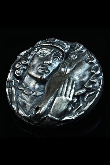 "Brooch ""David of Sassoun"" - MIRAYJEWELRY"