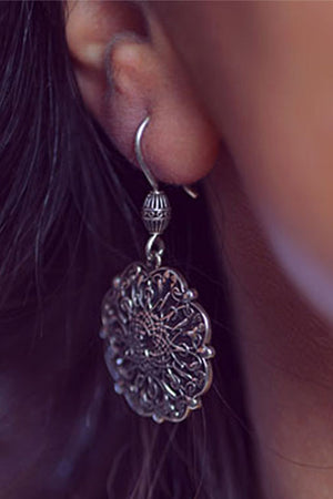 "Earrings ""The Universe"""