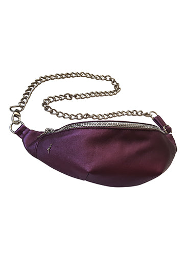 Purple Cross-body Bag - MIRAYJEWELRY