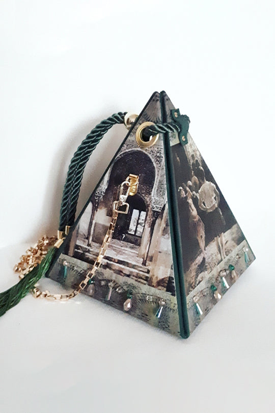 Salome Pyramid Bag
