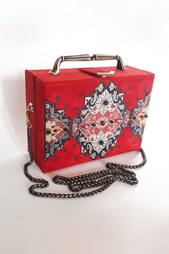 Red Carpet Bag