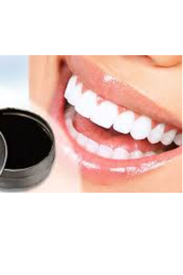 Tooth Whitening Powder With Activated Charcoal - MIRAYJEWELRY
