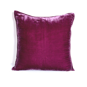 Luxury Silk Velvet Cushion Cover