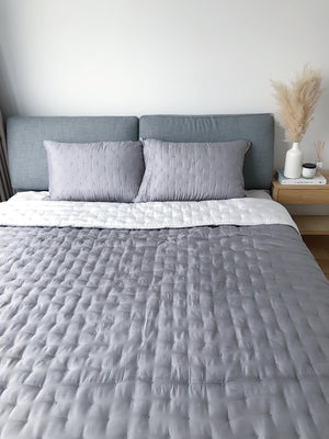 Full Set Silk Quilted Duvet
