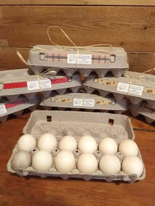 Hearth and Haven Organic Duck Eggs