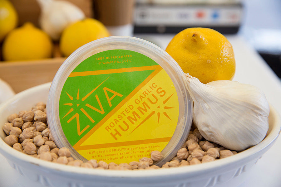 Ziva Hummus-Small Batch