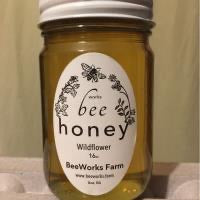 Beeworks Farm Wildflower Honey