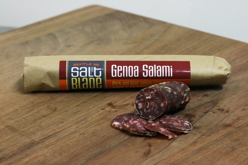 Salt Blade Hand Crafted Meats