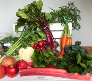 Organic Weekly Produce Subscription
