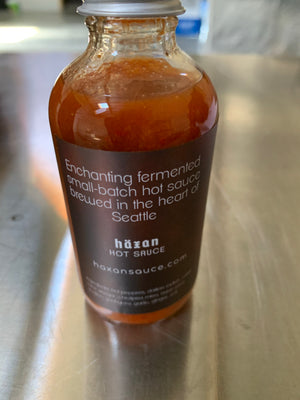 Haxan Hot Sauce