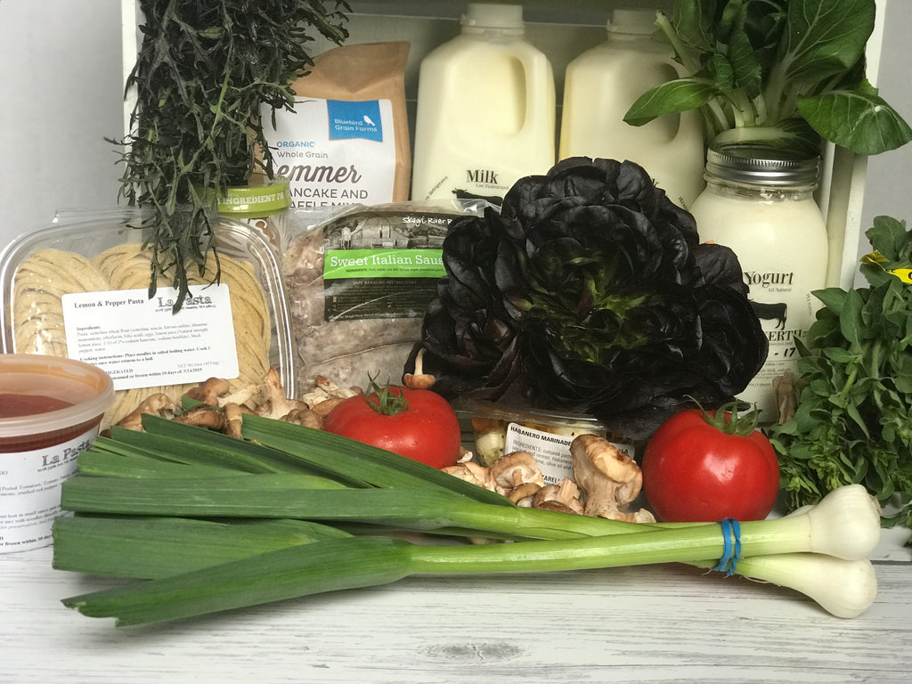 Organic Grocery Staples Subscription