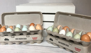 Organic Pastured Eggs Subscription