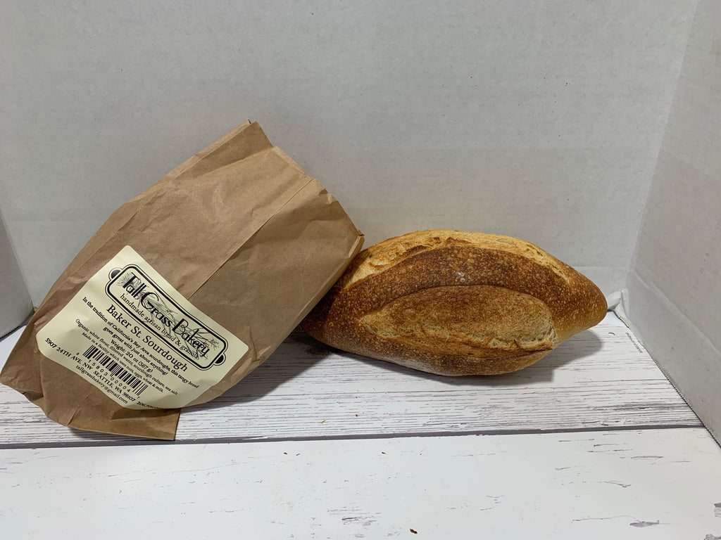 Tall Grass Bakery Baker St. Sourdough (Only Available Wednesday and Saturday!!)