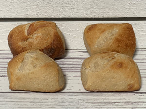 Tall Grass Bakery Rolls 4-Pack (Only Available Wednesday and Saturday!!)