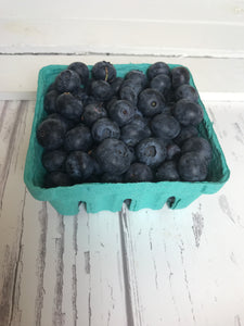 Organic Fresh Blueberries