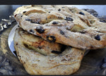Tall Grass Bakery Olive and Herb Fougasse