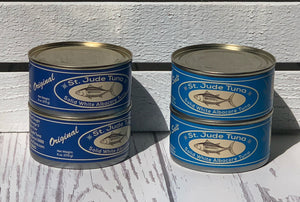 St. Jude's FV Original Tuna Fish