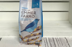 Bluebird Grain Farms Organic Whole Grain Emmer Farro