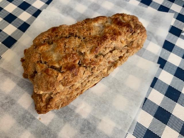 Tall Grass Bakery Seasonal Fruit Scone