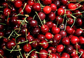 Organic Dark Cherries