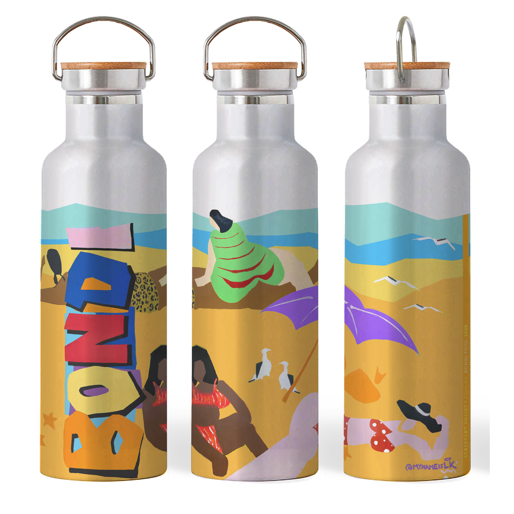 Eco Water Bottle - Bondi LK