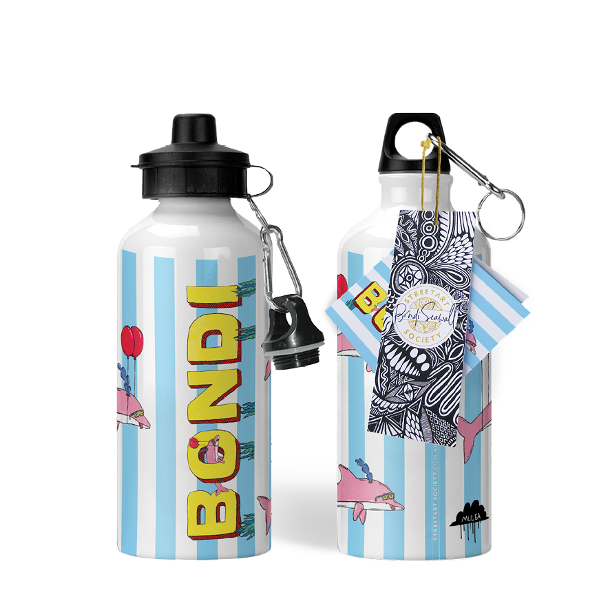 Kids Bottle - Mulga's Bondi
