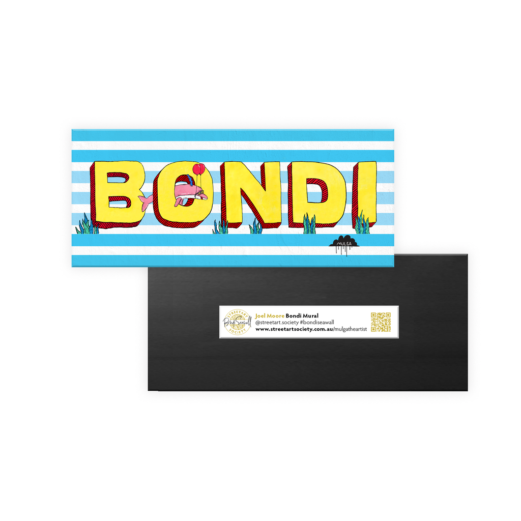 Bondi Seawall Magnets
