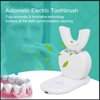 Intelligent Electric Toothbrush oupseven