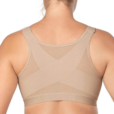 Posture Correcting Therapy Bra oupseven S Beige