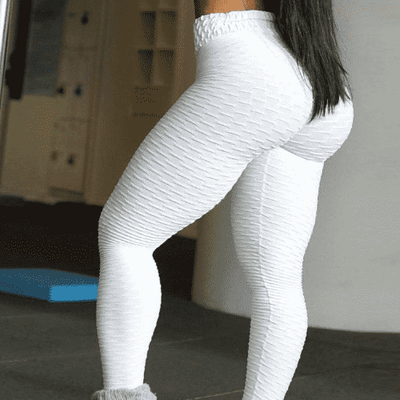 Crusher Leggings oupseven XSmall White